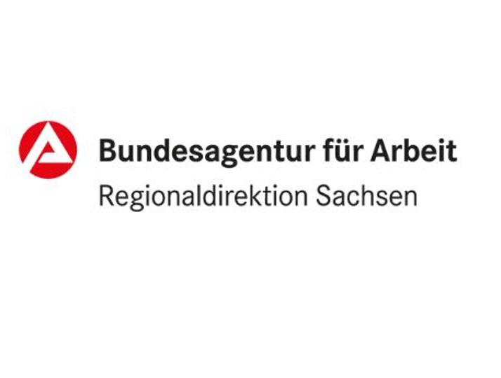 Logo Bundesagentur für Arbeit Sachsen