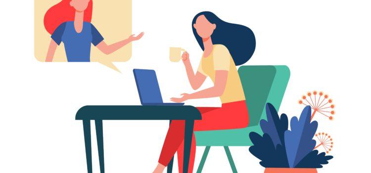 online Austausch